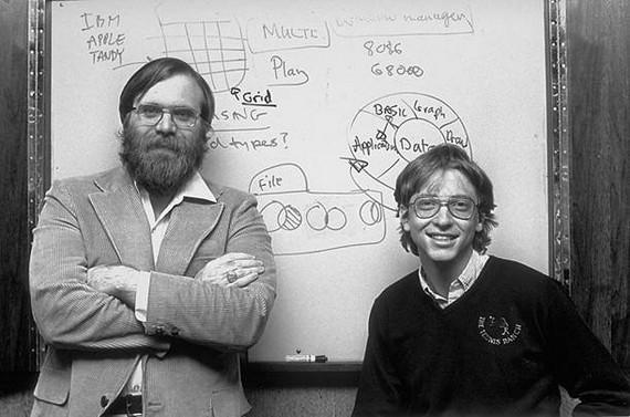 Microsoft Founders